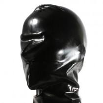Глухая маска на лицо