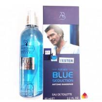 Antonio Banderas Blue Seduction edt 65 мл. с ферамонами для мужчин