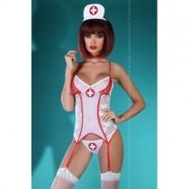 Ролевой костюм горячей медсестры Chavi L\XL