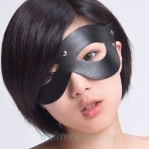 БДСМ маска черная
