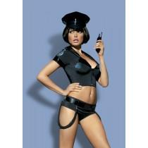 Костюм женщины-полицейского S/M 42-44