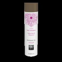 Массажное масло sensual - Индийская Роза и Масло миндаля 100 мл.