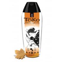 Гель-смазка на водной основе аромат клена Shunga Toko Aroma Maple Delight 165 мл
