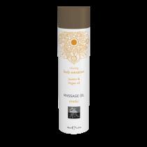 Массажное масло erotic - Жасмин и аргановое масло 100 мл.