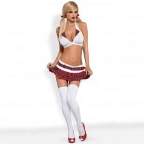 Игривый костюм школьницы Schooly S/M