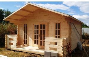 Строительство дачных домов и бань