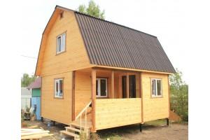 Преимущества и недостатки каркасных и щитовых домов