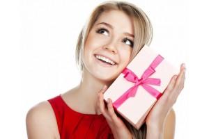 Что выбрать девушке в подарок?