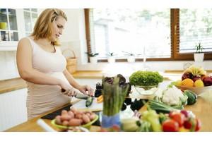 Основные питательные вещества во время беременности