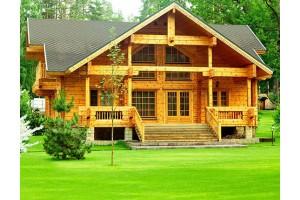С чего начать строительство деревянного дома