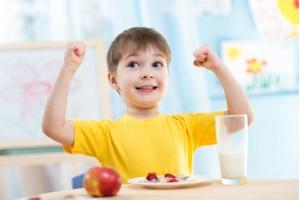 Здоровые дети — наше светлое будущие!
