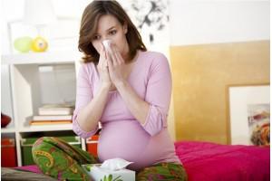 Аллергия и пассивное состояние во время беременности