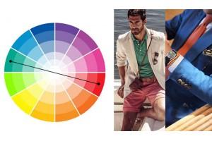 Значение цвета в одежде мужчины
