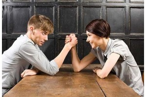 Мужчина и женщина - вечное противоборство единого целого