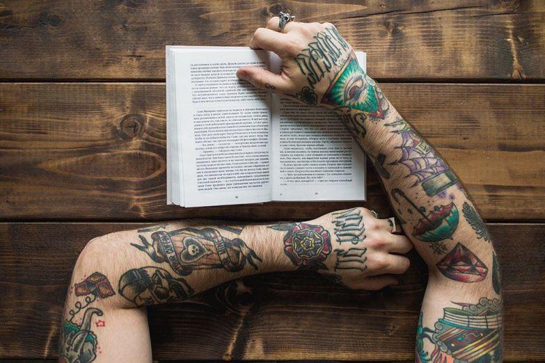 Интересное о татуировках