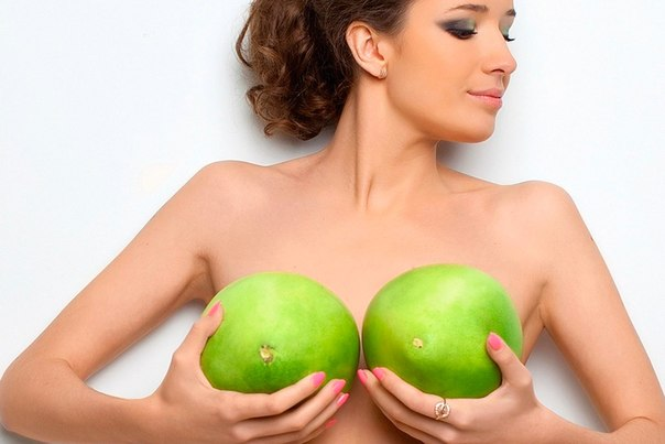 Виды женской груди Абриелль