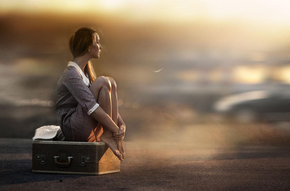 Одинокая женщина должна бороться за своё счастье