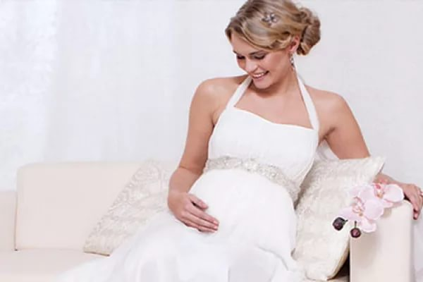 Беременная невеста: свадьбе быть?